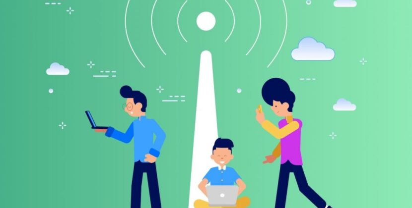 Is public Wi-Fi safe? No, but it is necessary