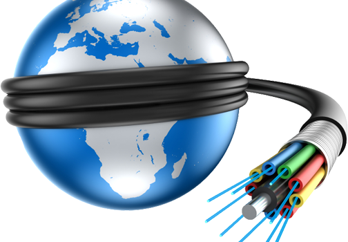 What is fiber internet and how does it work?