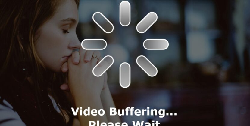 The buffering stops here: How to keep a sluggish internet connection away