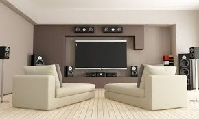 Why choose a professional for home theatre installation